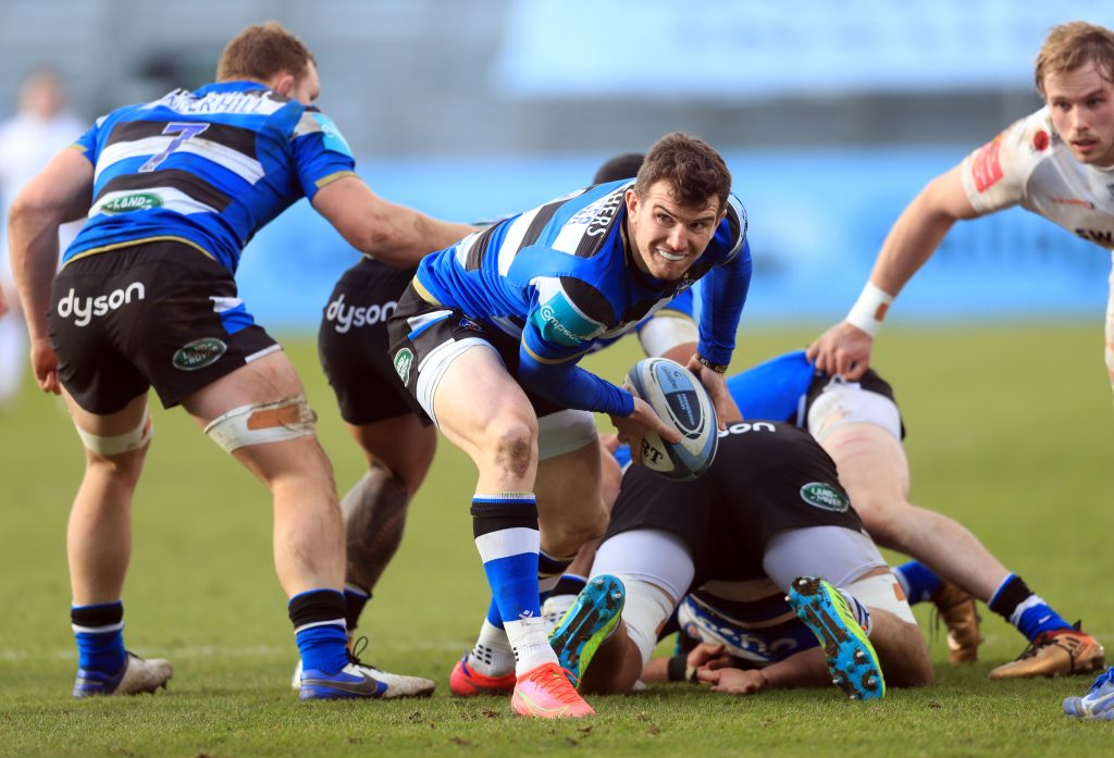 Bath Rugby v Exeter Chiefs - Gallagher Premiership - The Reacreation Ground