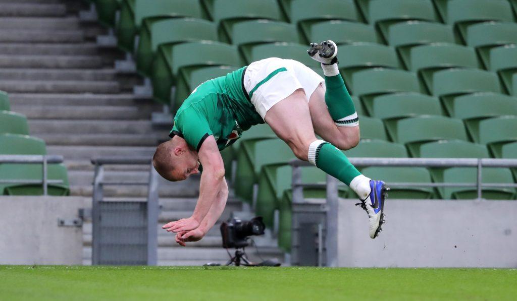 Ireland v England - Guinness Six Nations - Aviva Stadium
