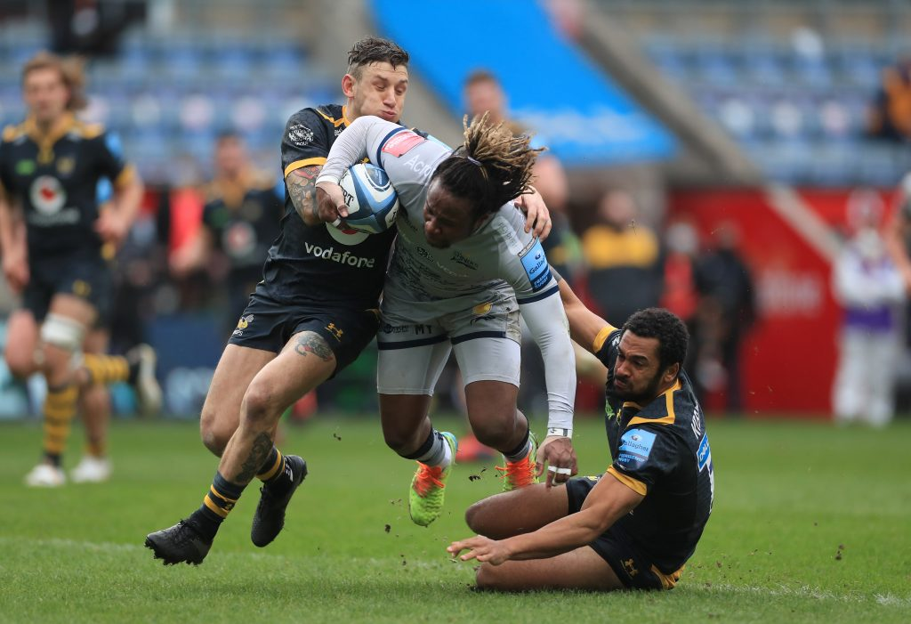 Wasps v Sale Sharks - Gallagher Premiership - Ricoh Arena