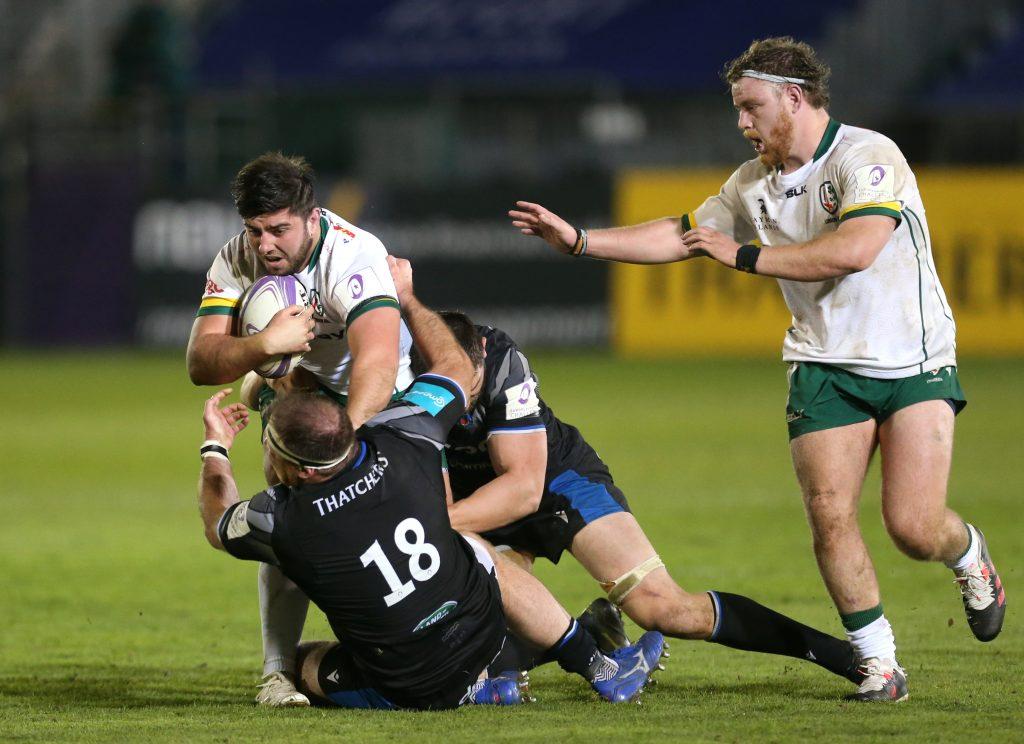 Bath Rugby v London Irish - Challenge Cup - Quarter Final - Recreation Ground