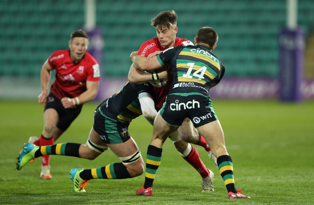 Northampton Saints v Ulster Rugby - Challenge Cup - Quarter Final - Franklin's Gardens