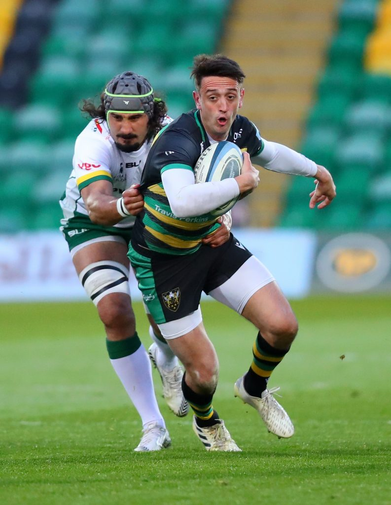 Northampton Saints v London Irish - Gallagher Premiership - Franklin's Gardens