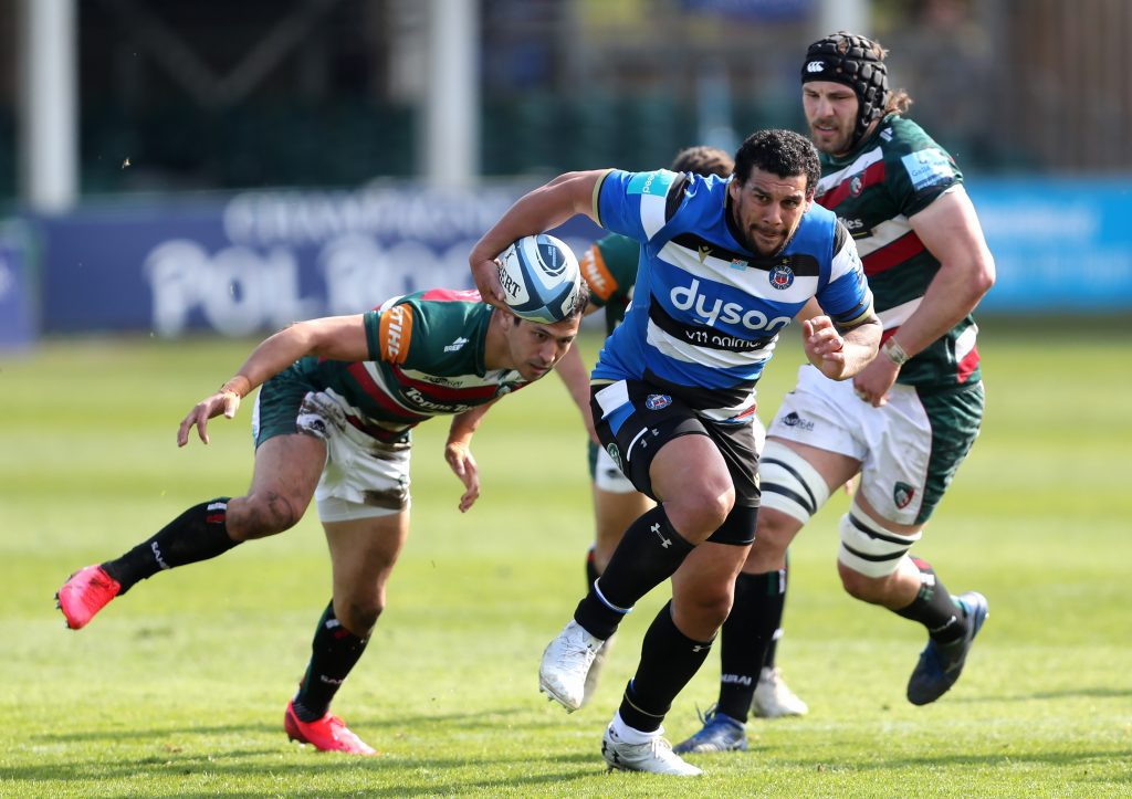 Bath Rugby v Leicester Tigers - Gallagher Premiership - Recreation Ground