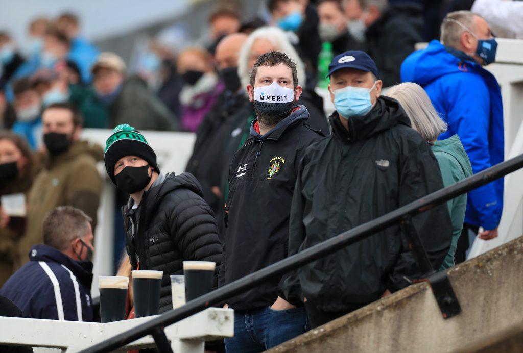 Newcastle Falcons v Northampton Saints - Gallagher Premiership - Kingston Park