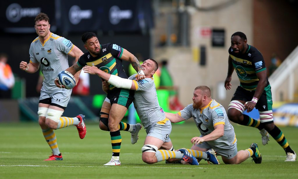 Northampton Saints v Wasps - Gallagher Premiership - Franklin's Gardens