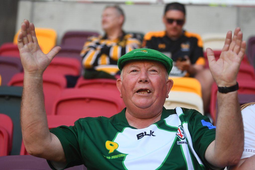 London Irish v Wasps - Gallagher Premiership - Brentford Community Stadium