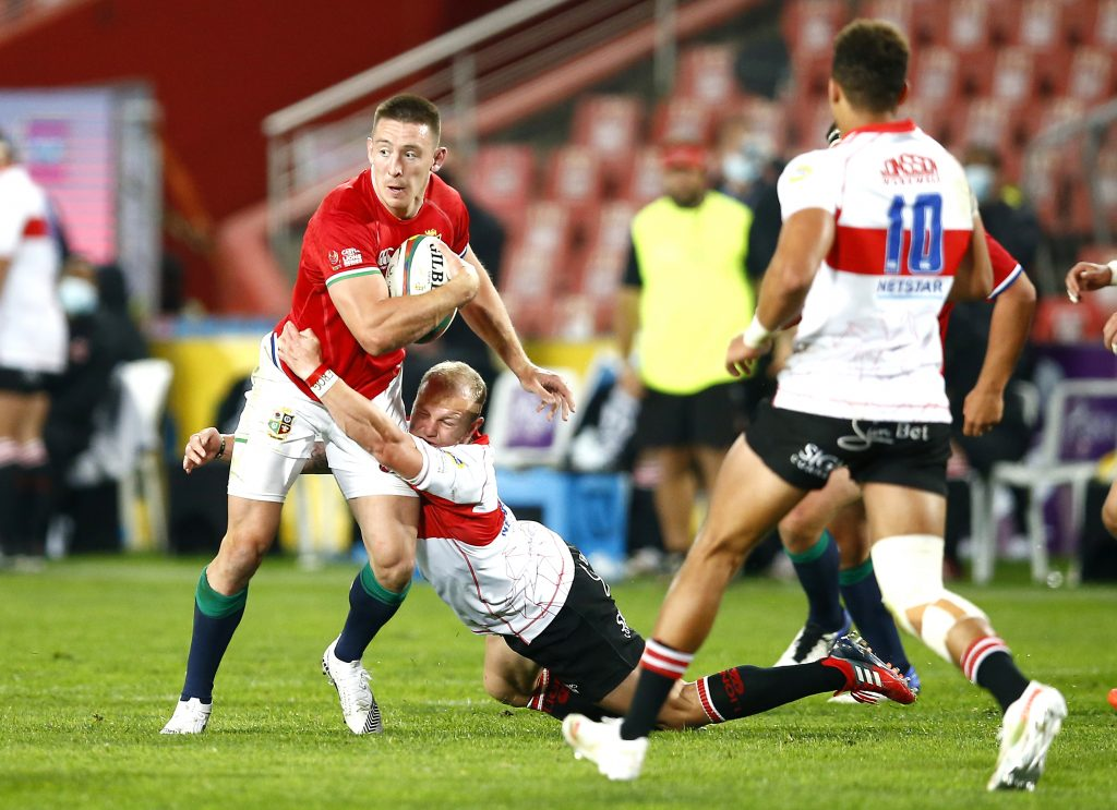Emirates Lions v The British and Irish Lions - The Vodafone Lions 1888 Cup - Emirates Airline Park