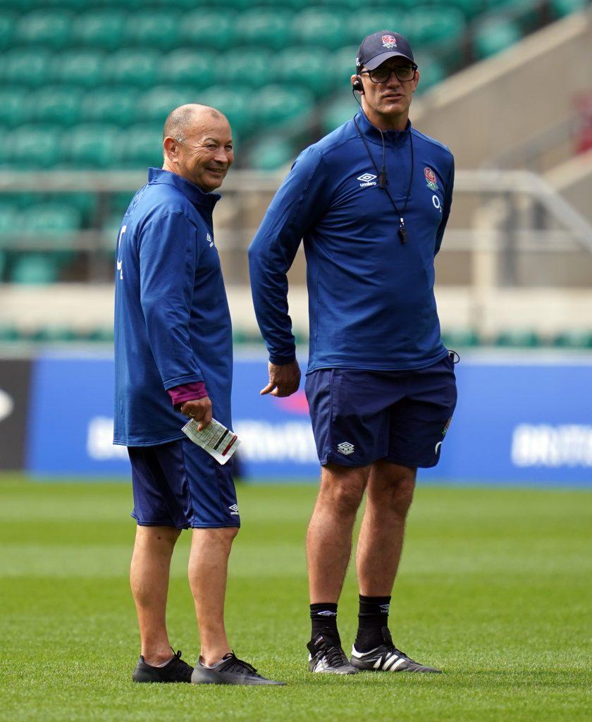 England Rugby Training - Twickenham Stadium - Friday July 9th