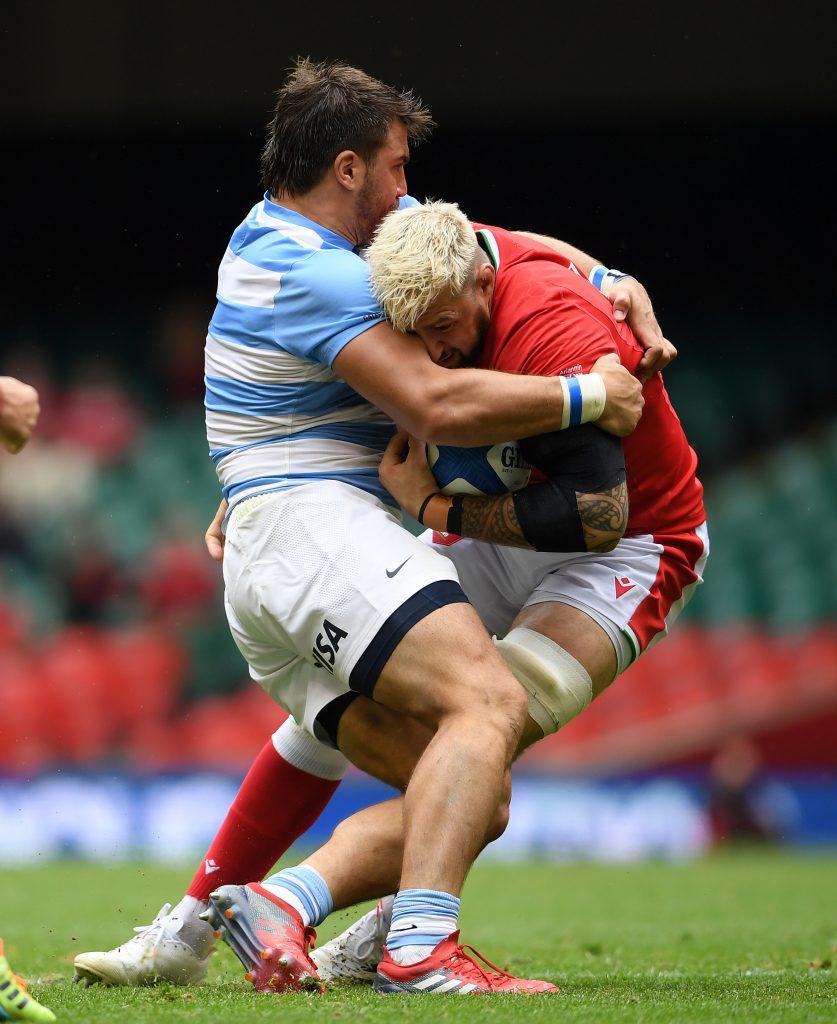 Wales v Argentina - Summer Series 2021 - Principality Stadium