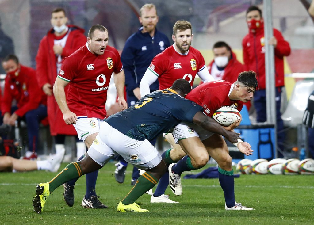 South Africa A v The British and Irish Lions - Castle Lager Lions Series - Cape Town Stadium