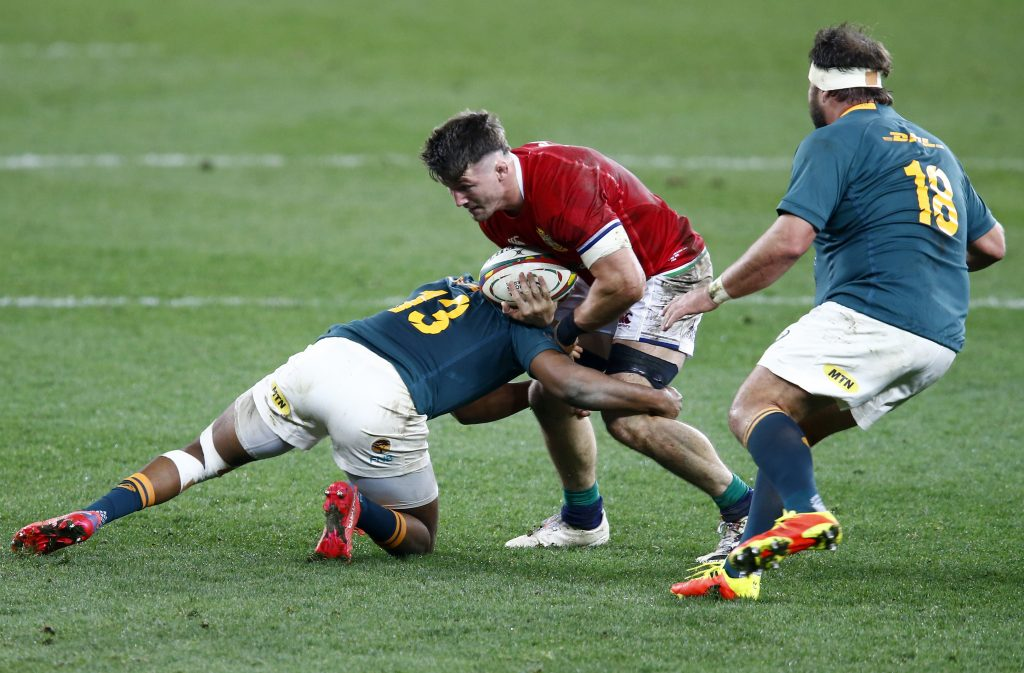South Africa v British and Irish Lions - Castle Lager Lions Series - First Test - Cape Town Stadium