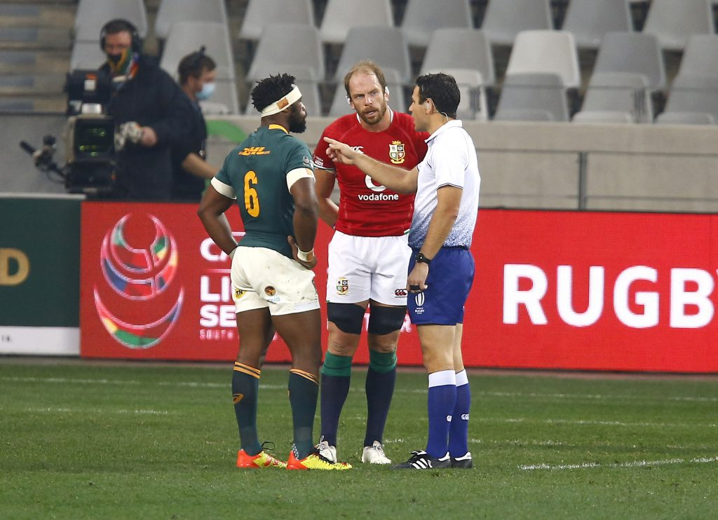 South Africa v British and Irish Lions - Castle Lager Lions Series - Second Test - Cape Town Stadium
