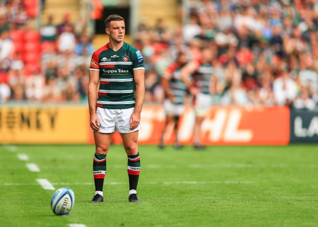 Leicester Tigers v Exeter Chiefs - Gallagher Premiership - Mattioli Woods Welford Road Stadium
