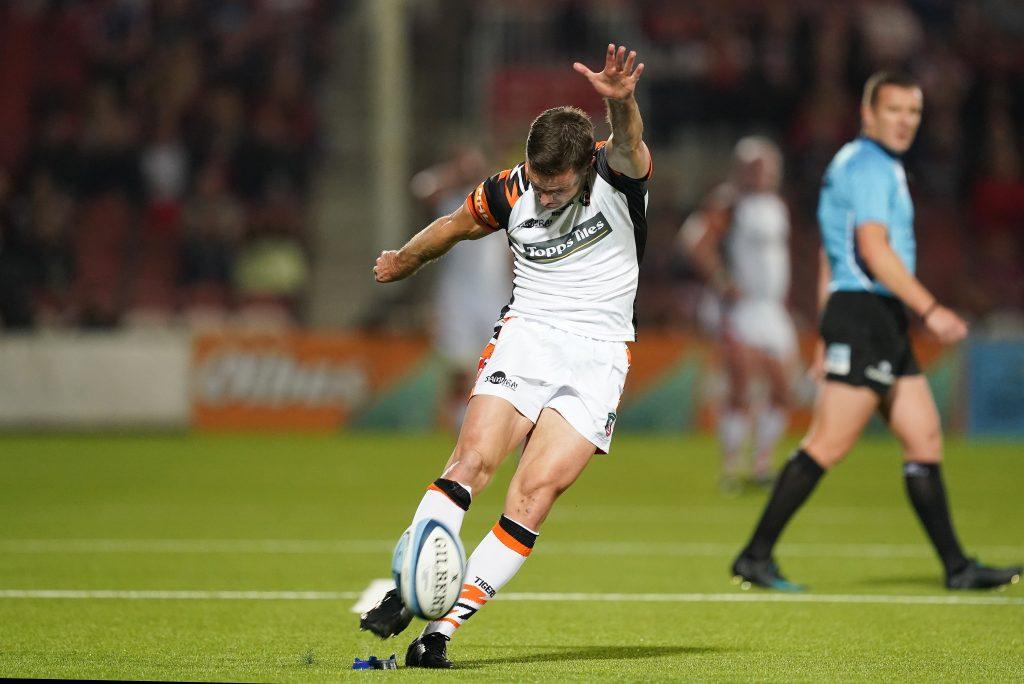 Gloucester Rugby v Leicester Tigers - Gallagher Premiership - Kingsholm Stadium